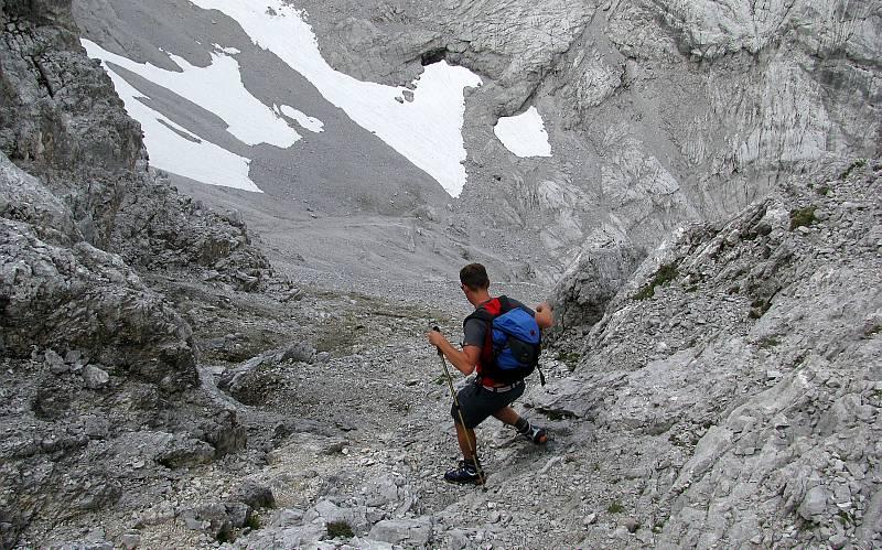 Klettersteig Sulzfluh : Sulzfluh