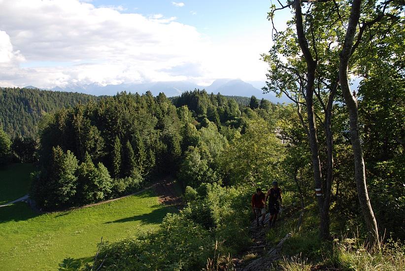 Klettersteig Via Kapf : Bilder vom klettersteig via kapf patruckel